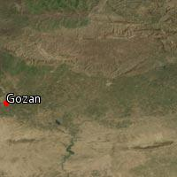 Map of Gozan