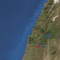 Map of Gur
