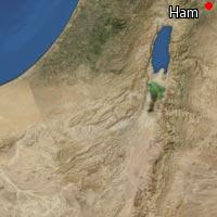 (Map of Ham (1))