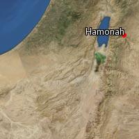 (Map of Hamonah)