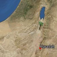 Map of Haradah