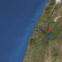 (Map of Hazor (1))