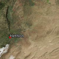 Map of Hethlon