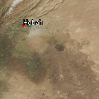 (Map of Hobah)