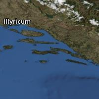 Map of Illyricum