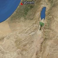 (Map of Jabneh)