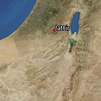 (Map of Jattir)