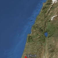 Map of Jehud