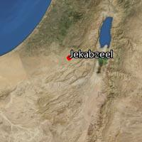 Map of Jekabzeel