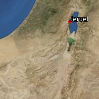 Map of Jeruel