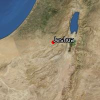 Map of Jeshua