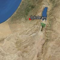 Map of Jokdeam