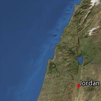 (Map of Jordan)