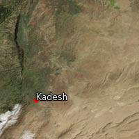 Map of Kadesh (2)