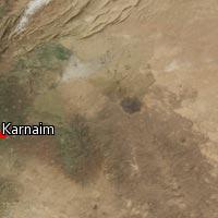 (Map of Karnaim)