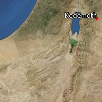 (Map of Kedemoth)