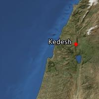 (Map of Kedesh (1))