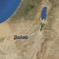 (Map of Kedesh (2))