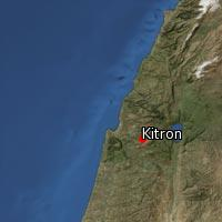 Map of Kitron