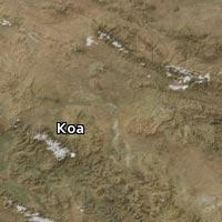 Map of Koa