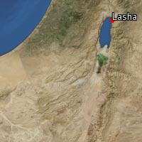 Map of Lasha