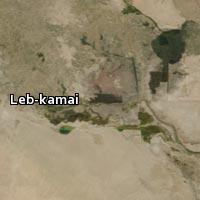 Map of Leb-kamai