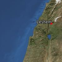(Map of Leshem)