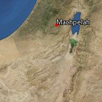 Map of Machpelah