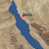 Map of Marah