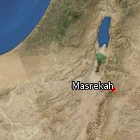 Map of Masrekah