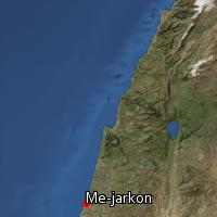 Map of Me-jarkon