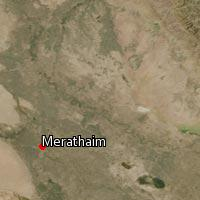 (Map of Merathaim)