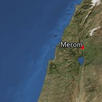 (Map of Merom)