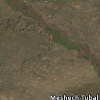 Map of Meshech-Tubal