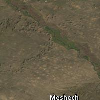 Map of Meshech
