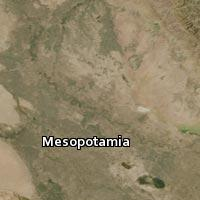 (Map of Mesopotamia)