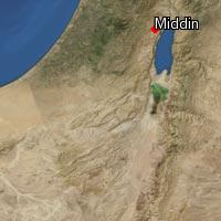 (Map of Middin)