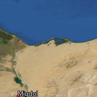 Map of Migdol