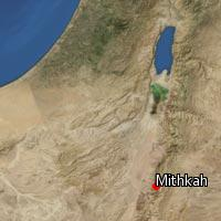 (Map of Mithkah)