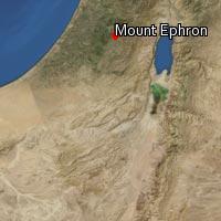 Map of Mount Ephron