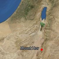 Map of Mount Hor (1)