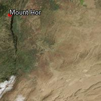 Map of Mount Hor (2)