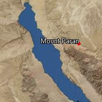 Map of Mount Paran