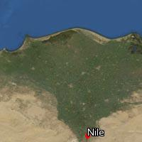 (Map of Nile)