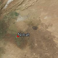 (Map of Nobah)