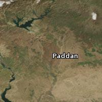 Map of Paddan