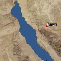 Map of Paran
