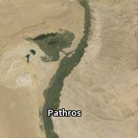 Map of Pathros