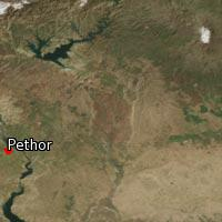 Map of Pethor