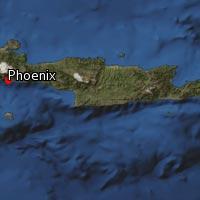 (Map of Phoenix)